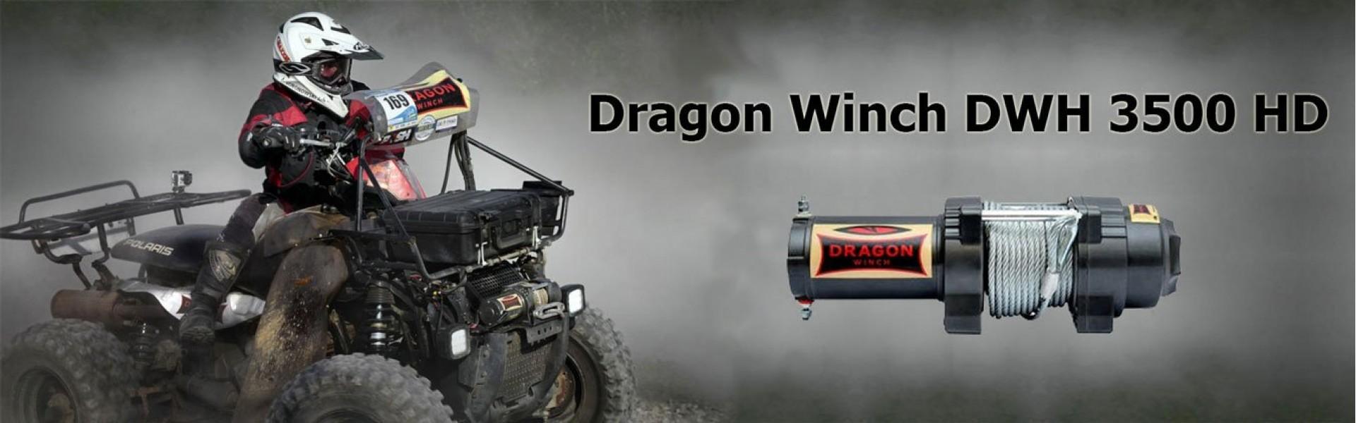 Dragon Winch DWH 3500 HD