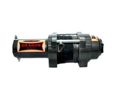 Лебідка для ATV електрична Dragon Winch DWH 3500 HD synthetic