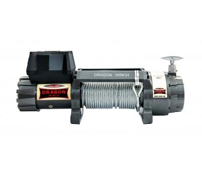 Лебедка автомобильная электрическая DWH 9000 HD