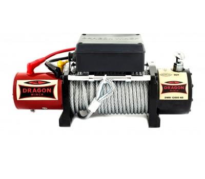 Лебідка автомобільна електрична DWM 12000 HD