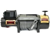Лебедка электрическая на эвакуатор DWT 22000 HD