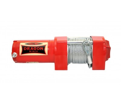 Лебідка для квадроцикла електрична Dragon Winch DWM 3500 ST