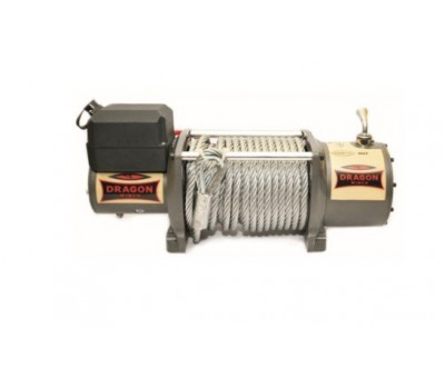 Лебедка электрическая на эвакуатор DWT 20000 HD (limited)