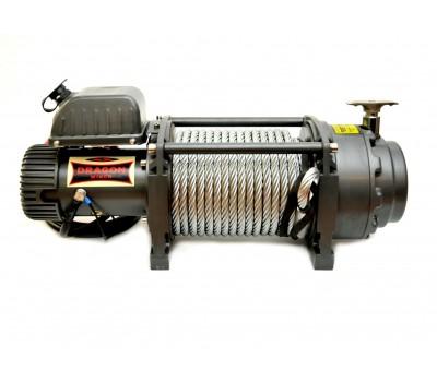 Лебедка электрическая на эвакуатор DWT 20000 HD