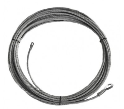 Сталевий трос для лебідки 6000 – 8000 lbs
