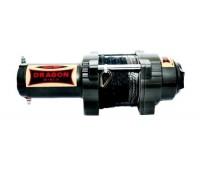 Лебедка для квадроцикла электрическая DWH 3000 HD synthetic