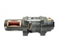 Лебедка электрическая для ATV DWH 4500 HD synthetic