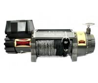 Лебедка электрическая DWH 9000 HD synthetic