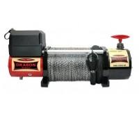 Лебедка автомобильная электрическая DWM 10000 HD synthetic