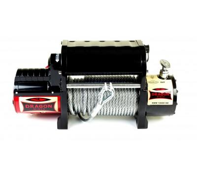 Лебедка автомобильная электрическая DWM 12000 HDI