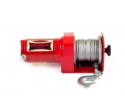 Лебедка для квадроцикла электрическая DWM 2000 ST