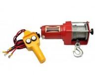 Лебедка электрическая для ATV DWM 2500 ST YP