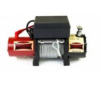 Лебедка автомобильная электрическая DWM 8000 HD