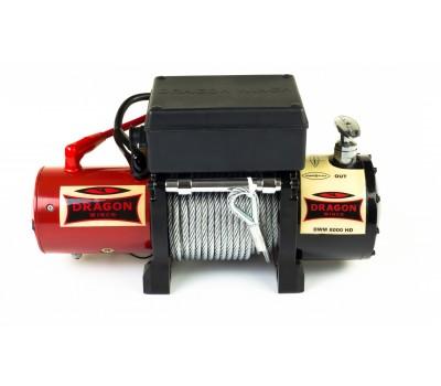Лебідка автомобільна електрична DWM 8000 HD