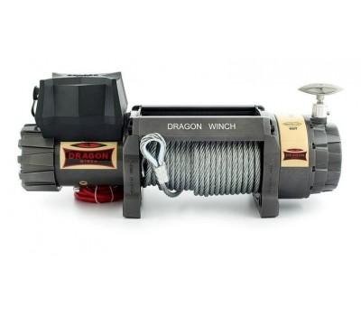 Лебедка автомобильная электрическая DWH 15000 HD