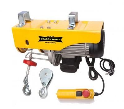 Тельфер электрический DWI 500 / 990