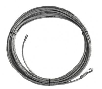 Cтальной трос для лебедки 15000 – 20000 lbs